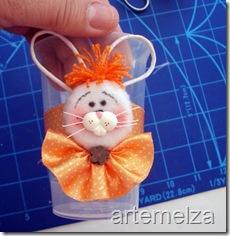 ARTEMELZA - coelho de tampinha de refrigerante-66